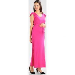 Długie sukienki: 9Fashion POPPY Długa sukienka amaranth