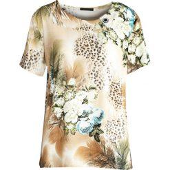 T-shirty damskie: Brązowy T-shirt Sturgeon
