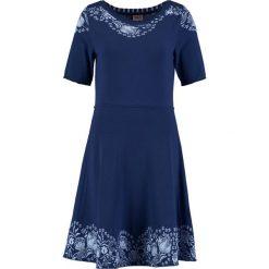 Sukienki dzianinowe: Ivko DRESS Sukienka dzianinowa marine