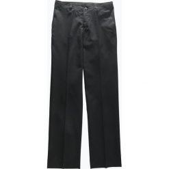 New G.O.L. - Chłopięce spodnie od garnituru modułowego – regular fit, czarny. Czarne chinosy chłopięce New G.O.L. Za 179,95 zł.