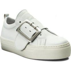 Sneakersy BRONX - 66047-AA BX 425 White 4. Czarne sneakersy damskie marki Bronx, z materiału. W wyprzedaży za 219,00 zł.