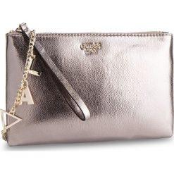 Torebka GUESS - HWVG71 85690 PEWTER. Szare torebki klasyczne damskie Guess, z aplikacjami, ze skóry ekologicznej. Za 369,00 zł.