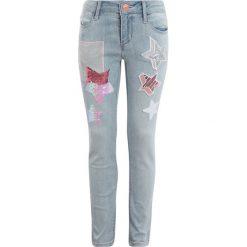 Jeansy dziewczęce: Desigual MORI Jeans Skinny Fit blue