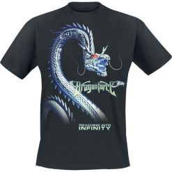 T-shirty męskie: Dragonforce Infinity Dragon T-Shirt czarny