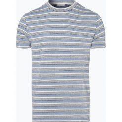 Minimum - T-shirt męski – Nilas, niebieski. Niebieskie t-shirty męskie Minimum, m. Za 179,95 zł.