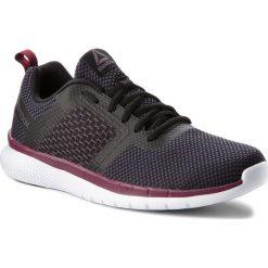 Buty Reebok - Pt Prime Runner Fc CN5676 Black/Coal/Grey/Wine/Wht. Czarne buty do biegania męskie marki Reebok, z materiału. W wyprzedaży za 189,00 zł.