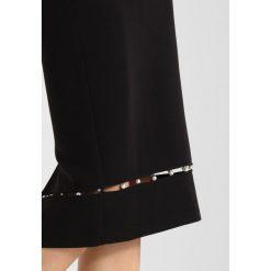 Spódniczki ołówkowe: Dorothy Perkins TRIM PENCIL Spódnica ołówkowa  black