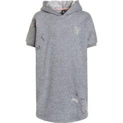 Sukienki dziewczęce letnie: Tumble 'n dry Sukienka letnia light grey melange