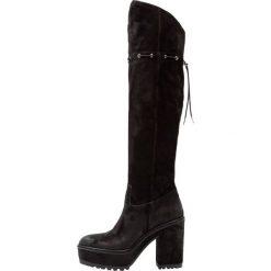 Janet Sport Kozaki na obcasie killers black. Brązowe buty zimowe damskie marki Janet Sport, sportowe. W wyprzedaży za 564,50 zł.