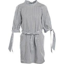 Sukienki: Topshop STRIPE POP Sukienka letnia monochrome