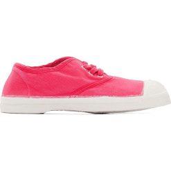 Buty sportowe dziewczęce: Sznurowane buty sportowe basic