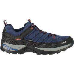 Buty trekkingowe męskie: Campagnolo Buty męskie Rigel Low Wp Artico/Chili r. 45 (3Q13247/84BD)