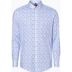 Finshley & Harding London - Koszula męska, niebieski. Niebieskie koszule męskie na spinki Finshley & Harding London, m. Za 99,95 zł.