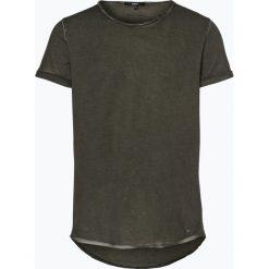 Tigha - Męska bluza nierozpinana – Milo, zielony. Zielone bluzy męskie Tigha, l, z krótkim rękawem, krótkie. Za 249,95 zł.