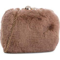 Torebka MENBUR - 84526 Stone 0087. Brązowe torebki klasyczne damskie marki ARTENGO, z materiału. Za 169,00 zł.