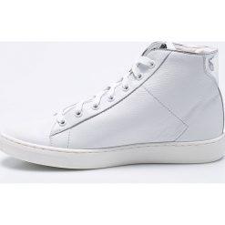 Gino Rossi - Buty Mariko. Szare buty sportowe damskie marki Gino Rossi, z gumy. W wyprzedaży za 299,90 zł.