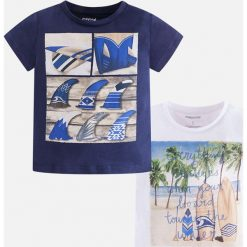 T-shirty chłopięce: Mayoral – T-shirt dziecięcy 92-134 cm (2-pack)