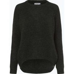 Minimum - Sweter damski z dodatkiem moheru – Kita, zielony. Zielone swetry klasyczne damskie Minimum, s, z polaru. Za 309,95 zł.