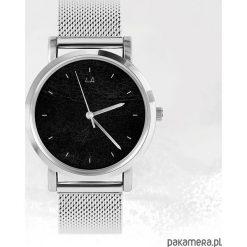 Zegarek - Czarny, unisex - metalowy. Czarne zegarki męskie marki Pakamera, metalowe. Za 139,00 zł.