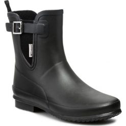 Kalosze TRETORN - Nicole 47 265110 Black. Czarne buty zimowe damskie Tretorn, z kauczuku. W wyprzedaży za 259,00 zł.