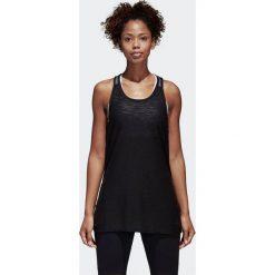 Adidas Koszulka damska W ID Loose Tank czarna r. XXS (CG1006). Czarne topy sportowe damskie Adidas, xxs. Za 113,46 zł.