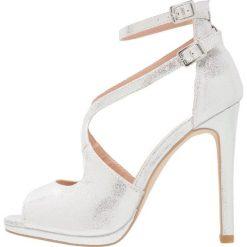 Sandały damskie: New Look SABLE Sandały na obcasie silver