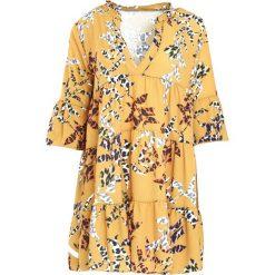 Żółta Sukienka Underrated. Żółte sukienki Born2be, na jesień, uniwersalny, z koszulowym kołnierzykiem, koszulowe. Za 79,99 zł.
