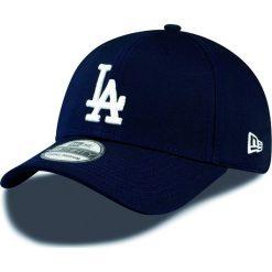 New Era - Czapka League Yankees. Niebieskie czapki z daszkiem męskie New Era, z bawełny. W wyprzedaży za 89,90 zł.