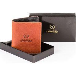Skórzany portfel SLIM cienki HUGO Paolo Peruzzi - 2