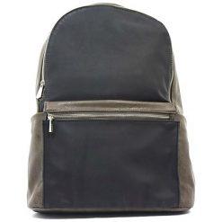Bobby Black Plecak Męski Khaki Uni. Brązowe plecaki męskie marki Alma en Pena, z materiału, na obcasie. W wyprzedaży za 99,00 zł.