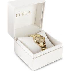 Zegarek damski FURLA - Eva 945454 W W497 MT0 Color Gold. Żółte zegarki męskie Furla. Za 895,00 zł.