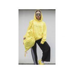 Plecaki męskie: plecak worek żółty