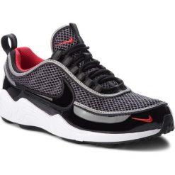 Buty NIKE - Air Zoom Spiridon '16 926955 006 Black/Black/University Red. Czarne buty do biegania męskie Nike, z materiału. W wyprzedaży za 449,00 zł.
