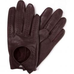 Rękawiczki damskie 46-6-290-B. Brązowe rękawiczki damskie Wittchen. Za 99,00 zł.