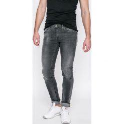 Casual Friday - Jeansy Cirrus. Szare jeansy męskie skinny Casual Friday, z bawełny. W wyprzedaży za 89,90 zł.