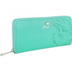 Ariel - Mała Syrenka Loungefly - Arielle Portfel zielony (Mint). Zielone portfele damskie Ariel - Mała Syrenka, z motywem z bajki. Za 164,90 zł.