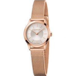 ZEGAREK CALVIN KLEIN K3M23626. Szare zegarki damskie marki Calvin Klein, szklane. Za 1169,00 zł.