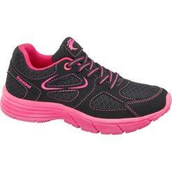 Sportowe buty dziecięce Graceland czarne. Czarne buciki niemowlęce chłopięce Graceland, z materiału. Za 79,90 zł.
