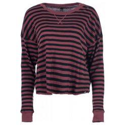 FOX T-Shirt Damski Striped Out Thermal Corp Xs Burgund. Czerwone t-shirty damskie FOX, xs. Za 167,00 zł.