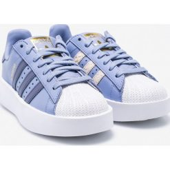 Adidas Originals - Buty Superstar. Szare buty sportowe damskie adidas Originals, z materiału. W wyprzedaży za 319,90 zł.