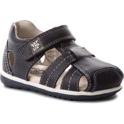Sandały męskie: Sandały GARVALIN - 182321 A-Azul Marino