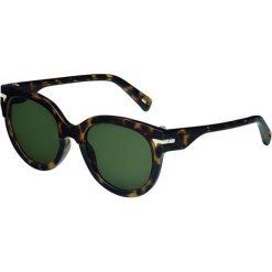 """Okulary przeciwsłoneczne damskie: Okulary przeciwsłoneczne """"Step Fagan GS618S 214"""" w kolorze brązowym"""
