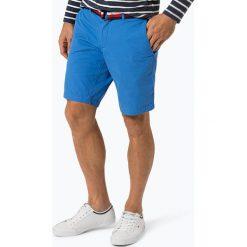 Tommy Hilfiger - Spodenki męskie - Brooklyn, niebieski. Niebieskie spodenki jeansowe męskie marki ARTENGO, l. Za 299,95 zł.