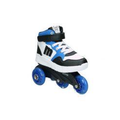 Buty Dziecko MTNG  47613-C41800. Czarne buty sportowe chłopięce mtng. Za 263,62 zł.