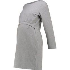 Sukienki hiszpanki: Boob NIKI Sukienka letnia grey melange