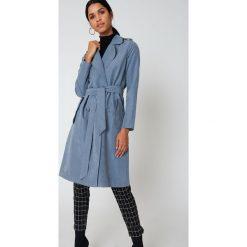 Płaszcze damskie pastelowe: 2NDDAY Płaszcz Winni – Blue