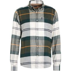 Koszule męskie na spinki: Barbour JOHN TAILORED FIT Koszula khaki