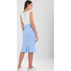 Spódniczki: InWear RACHELLE SKIRT Spódnica ołówkowa  dyed blue