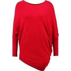 Swetry klasyczne damskie: Aaiko SABIRA Sweter tango red