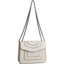 Torebka CREOLE - K10542  Beżowy. Brązowe torebki klasyczne damskie Creole, ze skóry. W wyprzedaży za 159,00 zł.